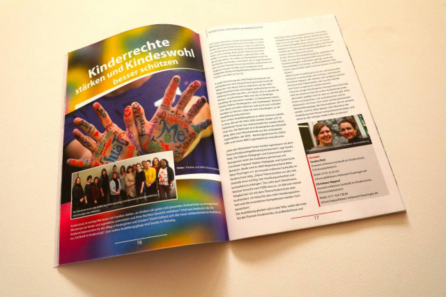 "AWO Regionalverband Mitte-West-Thüringen e.V. – Verbands-Broschüre ""JAWOHL"""