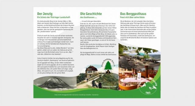 Jenzighaus – Werbekampagne